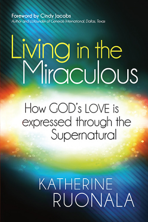 Living In The Miraculous Paperback Book