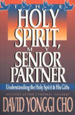 The Holy Spirit, My Senior Partner Paperback Book