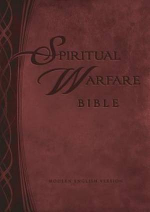 MEV Spiritual Warfare Bible: Brown, Imitation Leather