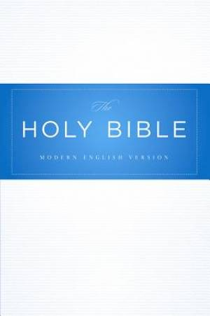 MEV Thinline Reference Bible: Hardback