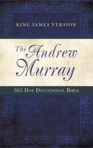 Andrew Murray 365 Day Devotional Bible