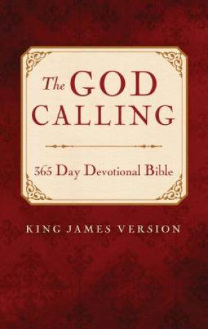 God Calling 365 Day Devotional Bible
