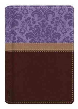 KJV Women's Study Bible Purple Vinyl