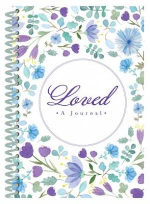 Loved Journal Spiral