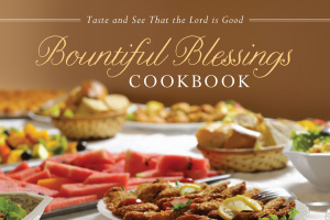 Bountiful Blessings Cookbook Pb