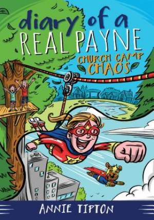 Diary Of A Real Payne Book 2 Church Camp