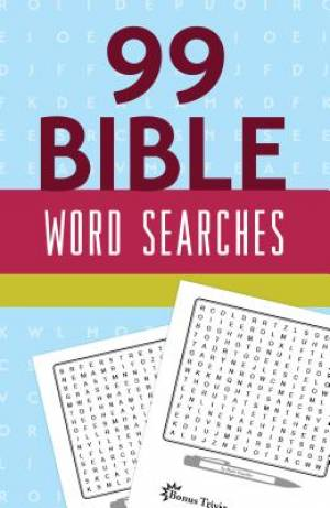 99 Bible Word Searches