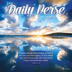 Daily Verse 2017 Calendar