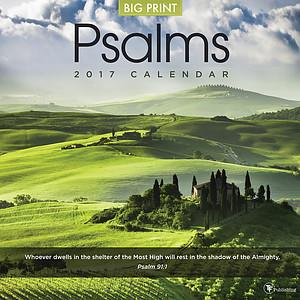 Psalms 2017 Calendar