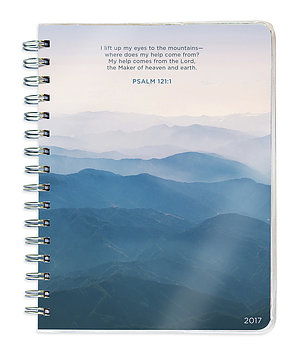 2017 Psalms 12-Month Spiral Engagement Planner