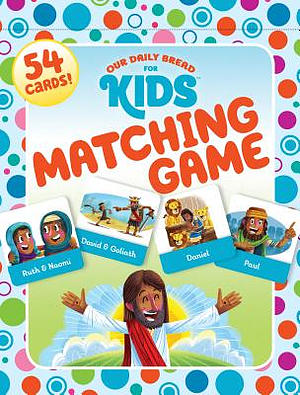 Our Daily Bread for Kids Matching Game