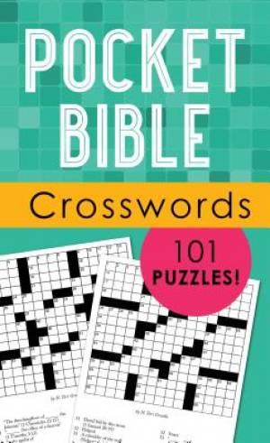 Pocket Bible Crosswords Pb