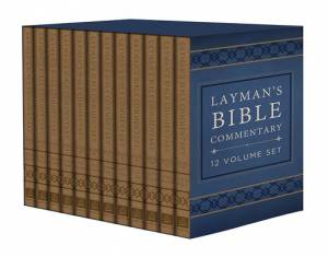 Laymans Bible Commentary 12 Volume Set