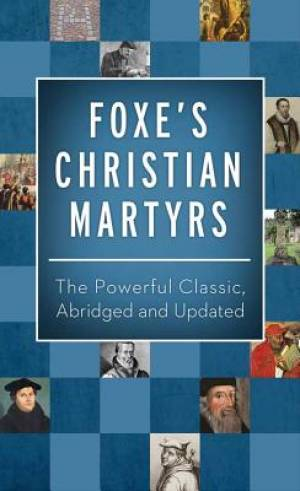 Foxes Christian Martyrs Pb