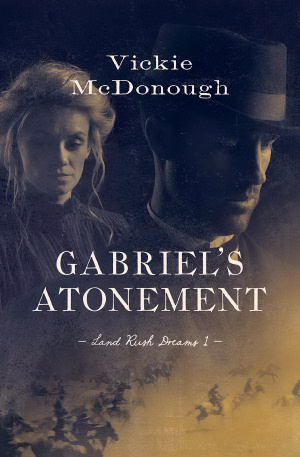 Gabriel's Atonement Paperback Book