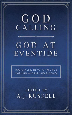 God Calling/God At Eventide Hardback