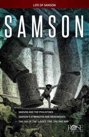 Samson - Pamphlet