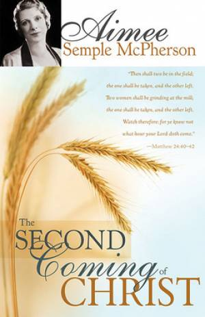 The Second Coming Of Christ Paperback Book