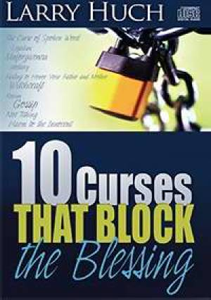 Audio Cd-10 Curses That Block The Blessing (6 Cd)
