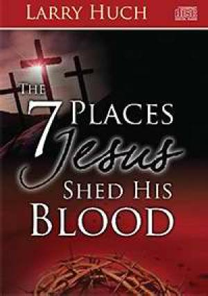Audio Cd-7 Places Jesus Shed His Blood (5 Cd)
