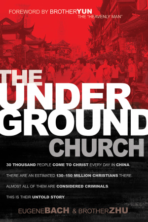 The Underground Church Paperback Book