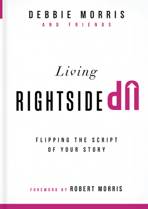 Living Rightside Up Hardback