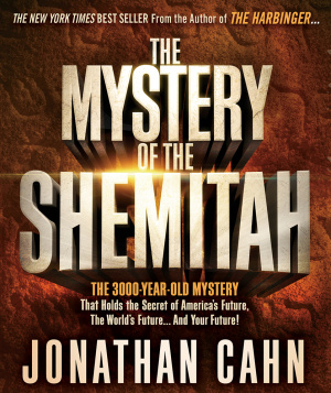 The Mystery Of The Shemitah Audio CDs