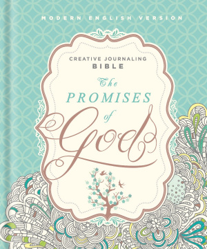 MEV Promises of God Creative Journaling Bible