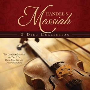 Handel'S Messiah 3-Disc Collection