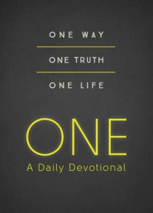 ONE: A Daily Devotional Paperback