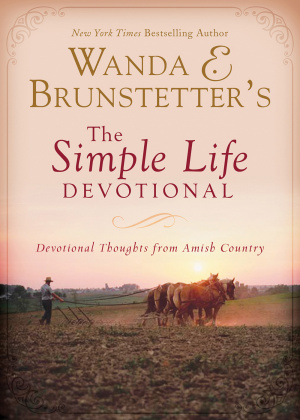 The Simple Life Devotional Paperback