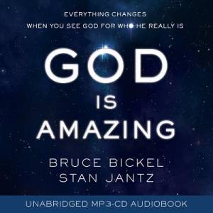 God Is Amazing MP3 Audio CD