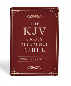 KJV Cross Reference Bible Hardback
