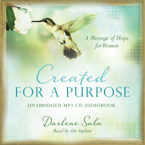 Created For A Purpose MP3 CD Audiobook