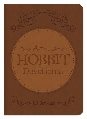 A Hobbit Devotional Imitation Leather
