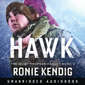 Hawk: The Quiet Professionals Book 2 MP3 Audiobook