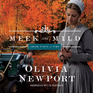 Amish Turns Of Time # 2 - Meek And Mild MP3 CD Audiobook