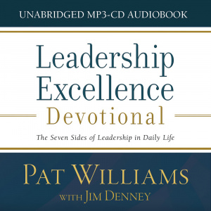 Leadership Excellence Devotional MP3 CD Audiobook