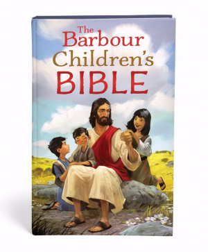 The Barbour Children's Bible Hardback