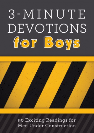 3 Minute Devotions for Boys