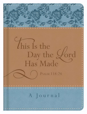 This Is The Day The Lord Has Made (Psalm 118:24) Journal Imitation Leather