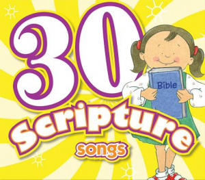 30 Scripture Songs Cd