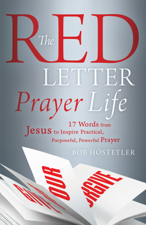 The Red Letter Prayer Life Paperback