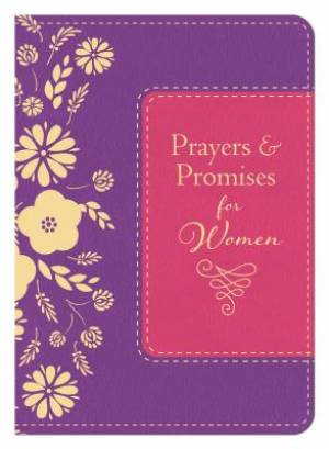 Prayers And Promises For Women Imitation Leather