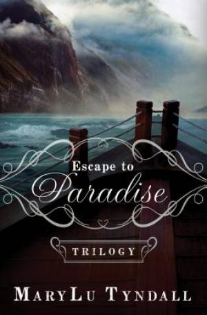 Escape To Paradise Trilogy Paperback