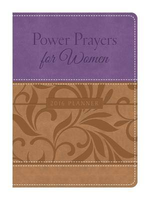 Power Prayers For Women 2016 Planner