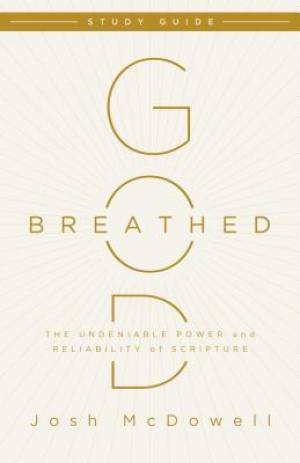 God-Breathed Study Guide Paperback