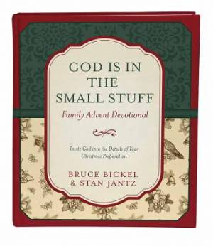 God is in the Small Stuff Advent