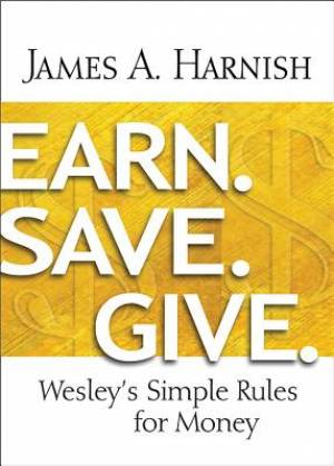 Earn. Save. Give. [Large Print]