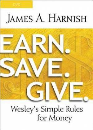 Earn. Save. Give. DVD
